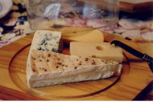 Kedvencünk, a sajt